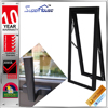 New design fire rated chain winder double hurricane resistant windows and doors