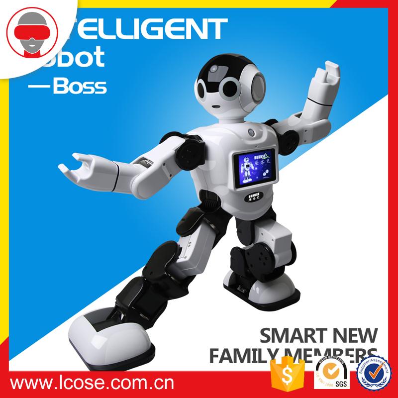Large Utilisé Robot Intelligent Peut Se Comporter Comme Un être Humain Bavarder Danse Robot Chienrobot Herbe Cutter Robots Jouet Id De