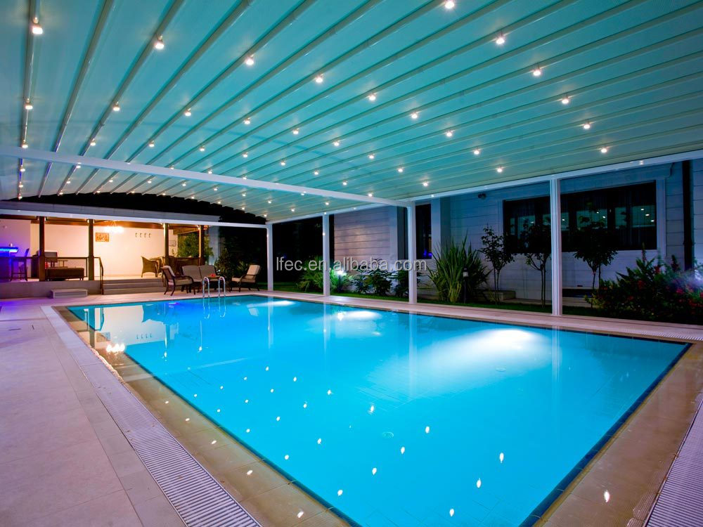 classic design space frame roofing for swimming pool roofing