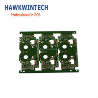 OSP Finish multi-layer PCB printed circuit board 4-layer PCB Manufacturer