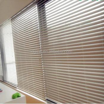 2 Inch Pvc Waterproof Window Blinds White Make Wood Venetian 50mm