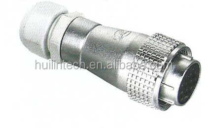 PG type female IP55 P20-PG-8A waterproof cable connector
