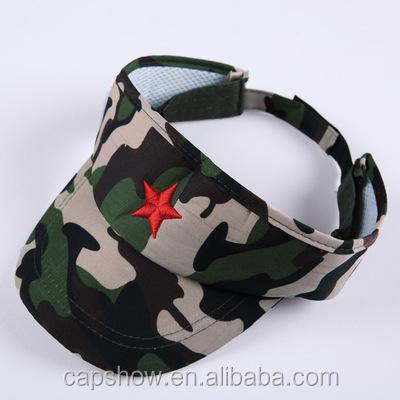 Camouflage Sun Visor Hat Big And Width Brim Sun Hat Kid Visors - Buy ... ed2e9f15ba9