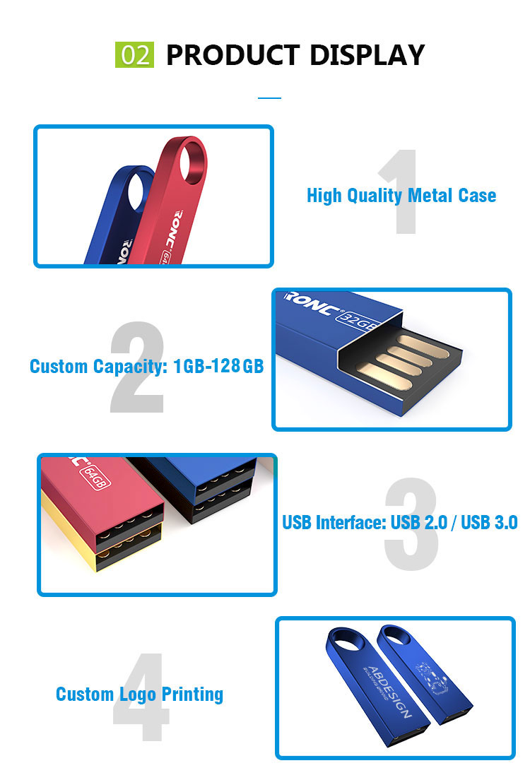 Free sample promotional gift usb 2.0 3.0 1/2/4/8/16/32/64/128 gig mini metal flash drive 1g 2g 4g 8g 16g 32g 64g 128g