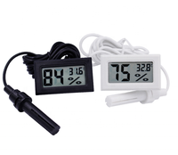 FY-12 Embedded Electronic Temperature and Humidity Meter Digital Temperature and Humidity Meter with Probe