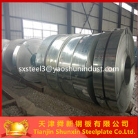 Metal building material hot rolled galvanized steel strip manufacturer,galvanized steel coil