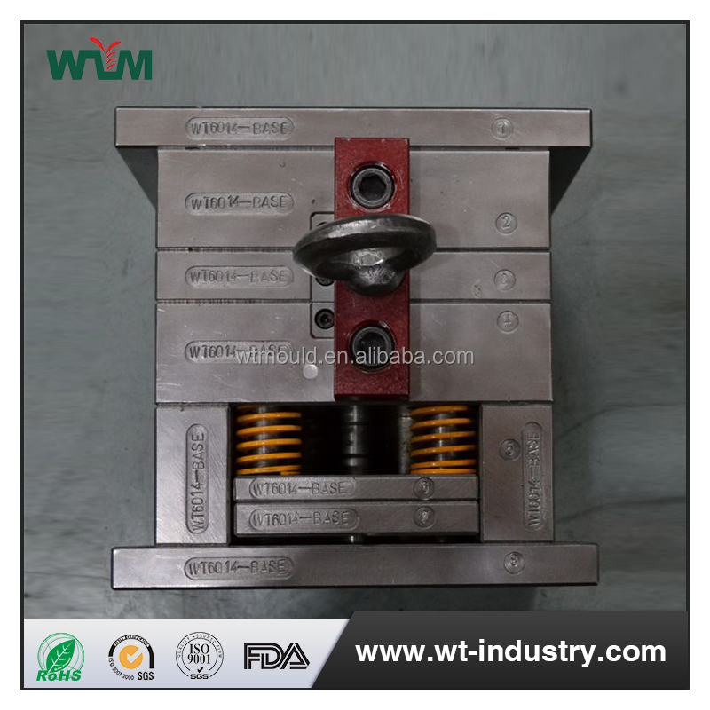 manufacturing plastic power adapter housing moulds