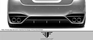 2011-2015 BMW 5 Series F10 4DR AF-3 Rear Diffuser ( CFP ) - 1 Piece
