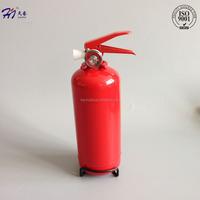 1Kg ABC dry powder fire extinguisher,With Bracket Convex Bottom