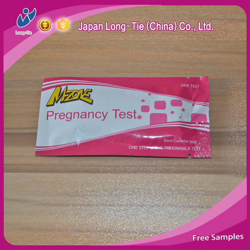 Accurate One Step Pregnancy Test Strip Is Home Pregnancy Test ...