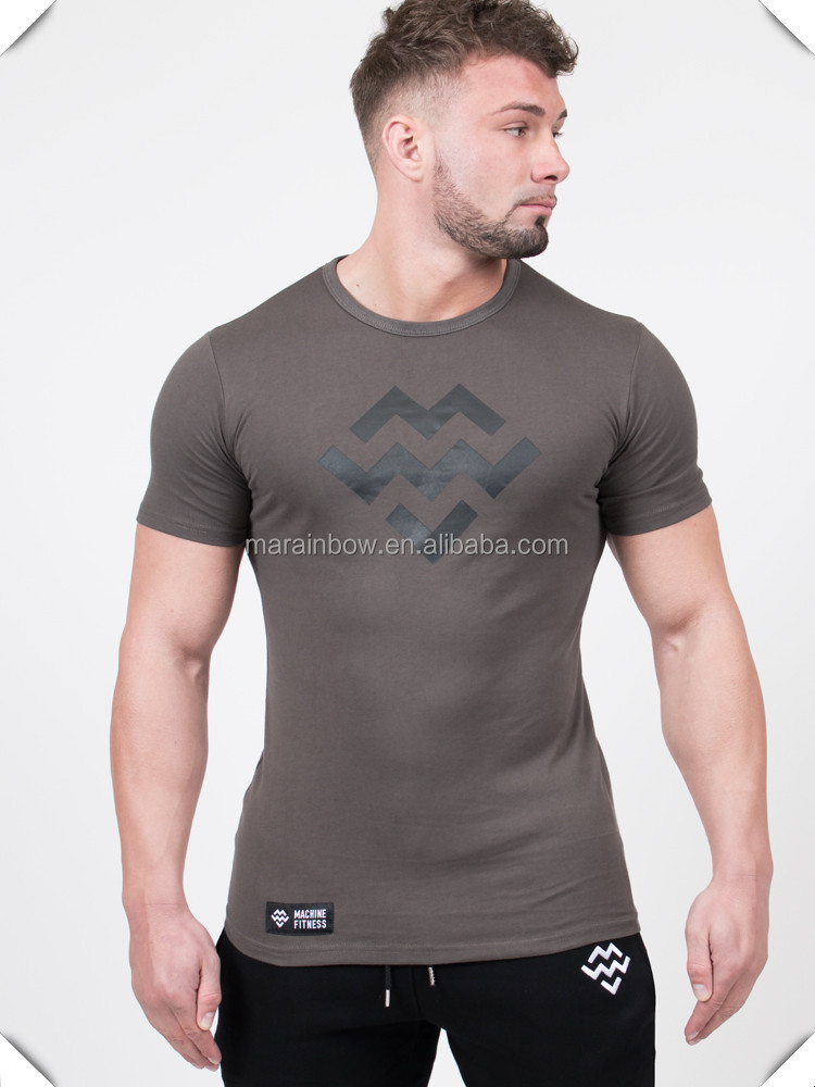 T-Shirts for the Gym, Fitness & Bodybuilding | Machine Fitness | Gym Wear | Bodybuilding Clothes | Fitness Apparel bulk OEM