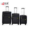 Economically luggage suitcases 24 24 28 luggage trolley bags nylon shell fabric