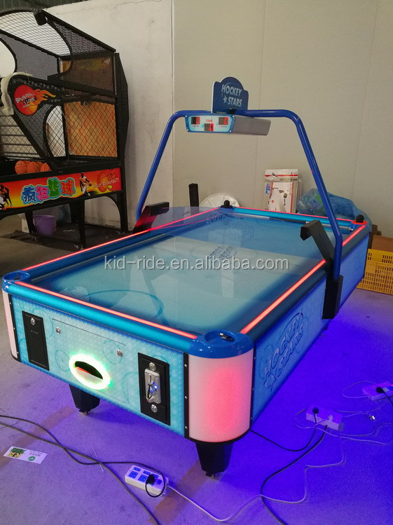 EPARK coin operated amusement  hockey air arcade game machine air hockey table for sale
