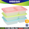 A200 plastic food container 1000mlx2