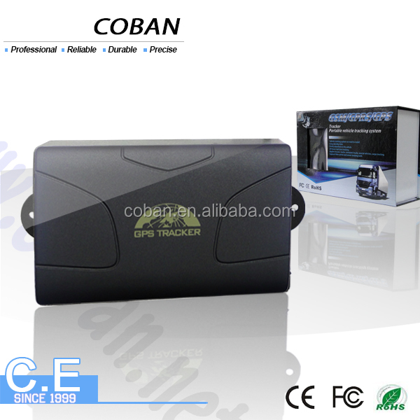 Wholesale vehicle car GPS tracker long battery life, hot gps car tracker tk104