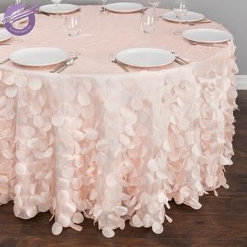 Grote Ronde Tafellakens.Tx22562 Groothandel Wedding Ronde Gehaakte Kant Ronde Tafelkleden