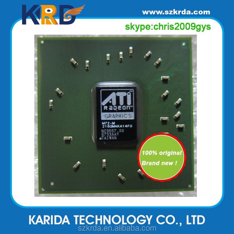 Laptop Motherboard Repair Parts Graphic Chip M72-m 216qmaka14fg M74-m  216rmaka14fg Bga Ati Chipset - Buy Ati Chipset,216rmaka14fg Bga Ati  Chipset,Bga