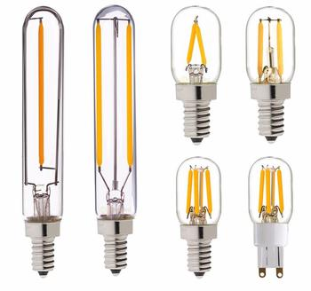LED fridge light e14 e12 t20 t22 led filament bulb 10w replacement