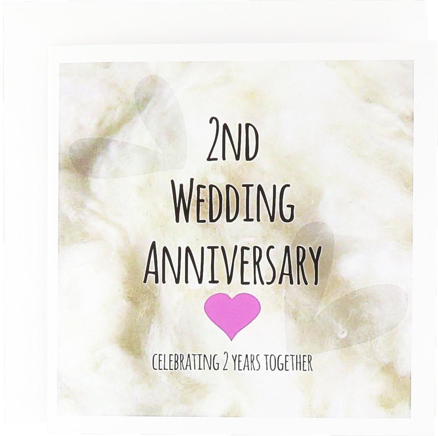 Buy 2nd Wedding Anniversary Celebrating 2 Years Together