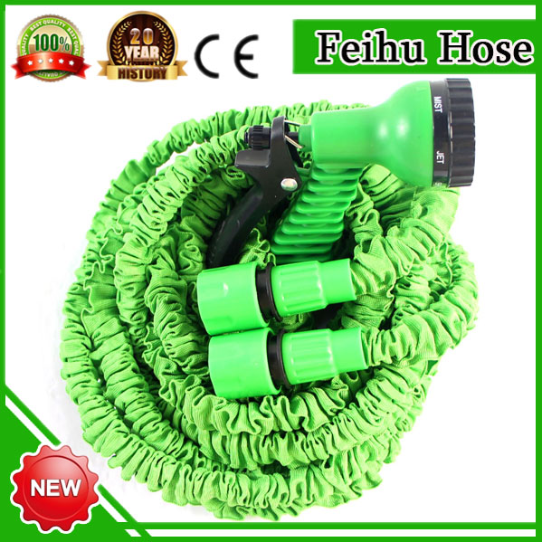 alibaba express garden flexible hose/auto heater hose/magic water hose 75feet