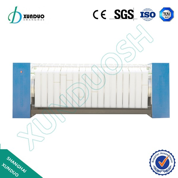 Laundry Shop Electric/Steam/Gas Sheets Ironer Machine for Sale