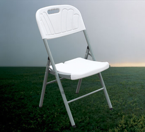 Hdpe Plastic Folding Chair Portable Outdoor Chair For