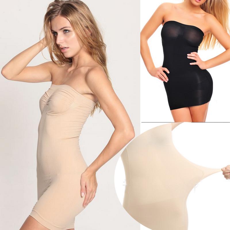 e41338b7e21bc 2019 Wholesale Women Sexy Strap Full Tube Push Up Corrective ...