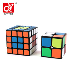 Qiyi qizheng S 5x5 stickerless color speed cube children game toy with smaller size