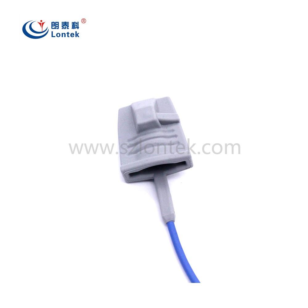 Mindray Mec 1000 Reusable Adult Finger Clip Spo2 Sensor