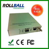 nice price certificated Good quality up to 80km 10G copper to fibre media converter