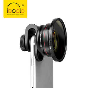 16MM super wide angle camera lens +CPL 120 Degree phone wide angle lens For mobile phone lens kit with metal clip