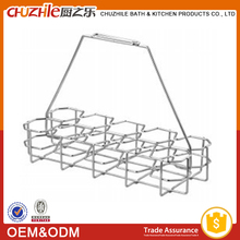 Chuzhile kitchen rack factory Metal Glass Cup Holder