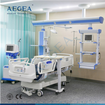 Hospital icu room medical series solution automatic bed products can custom