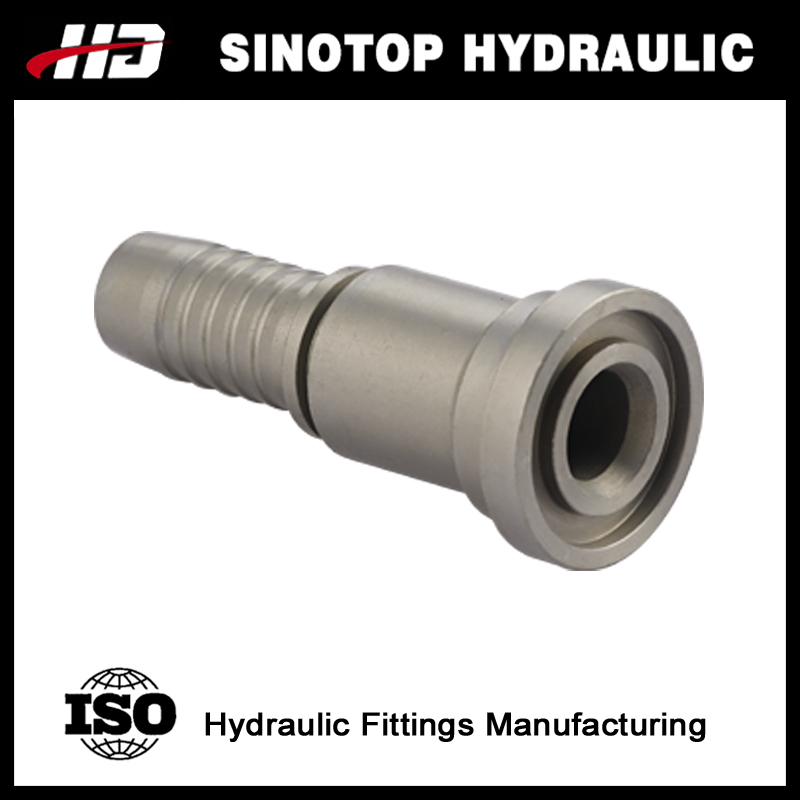 87313 Hydraulic Straight SAE Flange 3000PSI