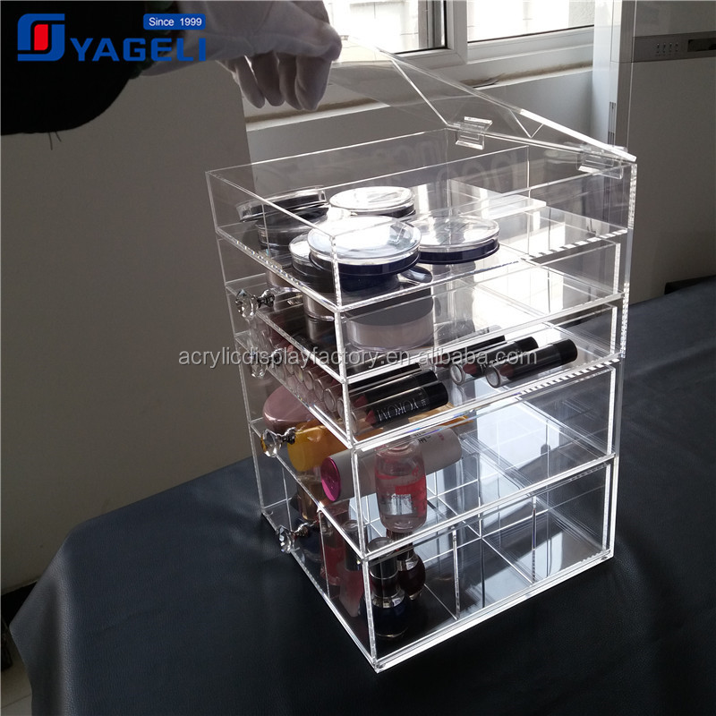 Clear Acrylic Drawer, Clear Acrylic Drawer Suppliers and Manufacturers at  Alibaba.com