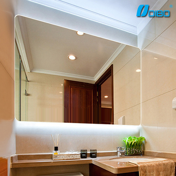 Hotel Bathroom Design Hollywood Style Makeup Mirror With