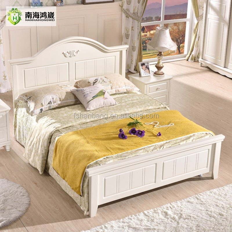 Latest White Simple Design Wooden Mdf Bedroom Furniture - Buy Bedroom  Furniture,Modern Bedroom Furniture,Wooden Furnitures Bedroom Product on ...