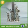 Metal figurine statue of liberty