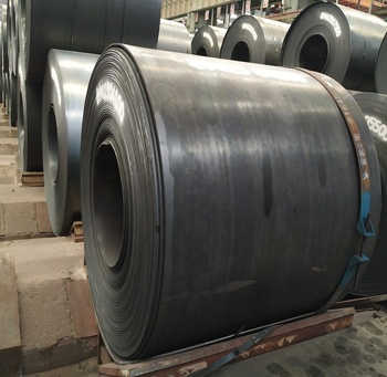 Coil of hot rolled mild steel API 5L X52 steel plate