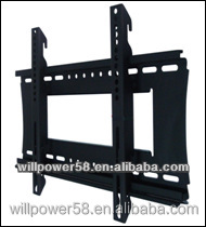 Powder coated durable various sizes TV rack