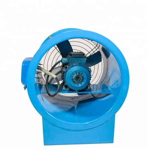 Hot Sales Industrial Axial Flow Fan Roof Exhaust Fans