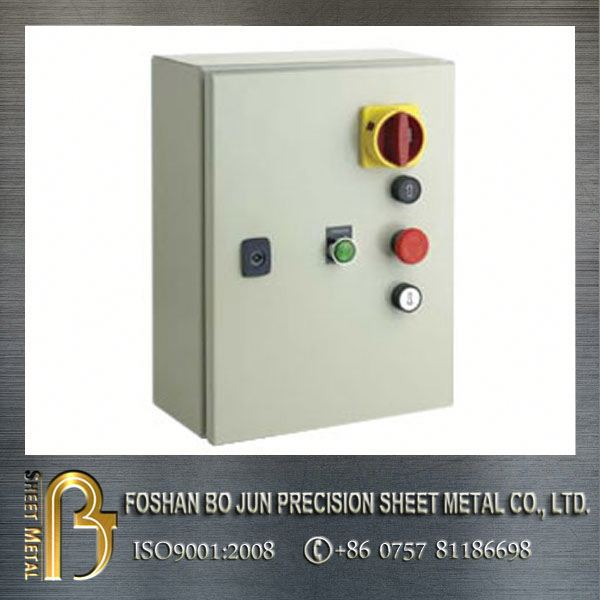 CNC fabricated card reader enclosure from Foshan manufacturer