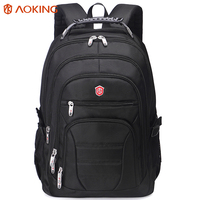 Aoking 1680d polyester durable wholesale waterproof massage school laptop backpack back pack bagpack rucksack china