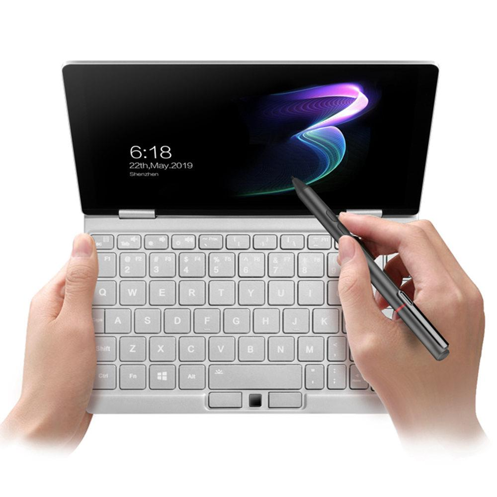 Un Netbook di Un Mix 3 Pocket PC Intel Core Dual Core 7 pollici 2560*1600 IPS 8 GB di RAM 256 GB