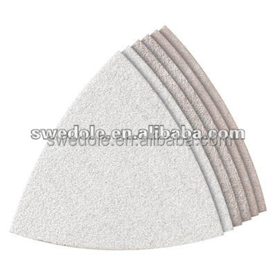 polishing furniture abrasive sand papers with aluminium coated paper backing