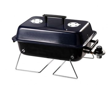 roestvrij staal tafelblad gas grill