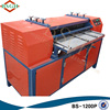 Low Price Used Radiator Fin Core Assembly Machine Making Scrap Meatel And Reccling Radiator BS-1200P
