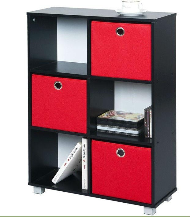 Gabinete de almacenamiento de muebles de madera de for Gabinete de almacenamiento de bano de madera