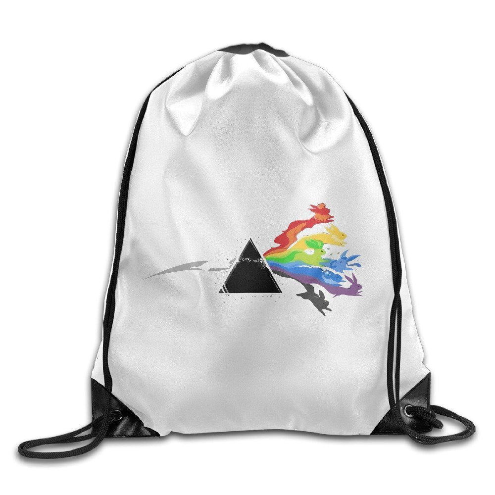New Victorian Meadows Drawstring Backpack Sports Athletic Gym Cinch Sack String Storage Bags for Hiking Travel Beach