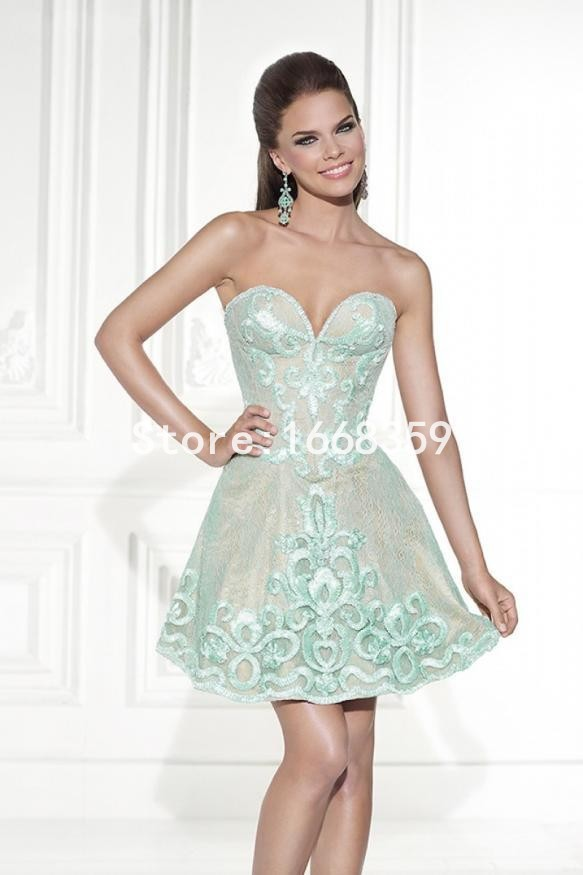 Cheap Mint Green Short Dresses, find Mint Green Short Dresses deals ...